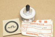 NOS Honda 1984-86 CR125 R Front Fork Bolt 51455-KA3-731