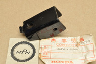 NOS Honda CB400  T CB450 T Hawk CX500 GL500 GL650 Silver Wing Foot Peg Pillion Mount Bracket 50711-415-010