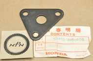 NOS Honda CR125 M MR175 MT125 R Elsinore Left Engine Hanger Plate 50352-360-000