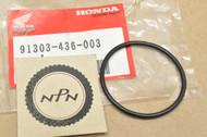 NOS Honda XL100 S XR100 XR100R Stator Seal O-Ring 91303-436-003