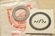 NOS Honda SL350 K1-K2 Kick Starter Idle Gear Thrust Washer 20 mm 90452-312-000