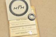 NOS Honda 1977-84 FL250 Odyssey Throttle Lever Setting Washer 90552-538-000
