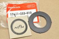 NOS Honda C110 C200 CB160 CB750 K0-1976 CL160 CL70 CL90 P50 S65 Gas Fuel Filler Cap Gasket 17631-253-010