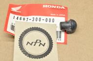 NOS Honda CB750A CB750F CB750 K Cam Chain Roller Pin Rubber 14607-300-000