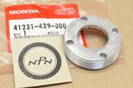 NOS Honda XL200 XR200 XR250 XR350 XR500 XR600 XR650 Rear Wheel Bearing Retainer 41231-429-000
