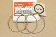 NOS Honda CB350 CL350 SL350 XL175 Standard Piston Ring Set for 1 Piston = 3 Rings 13011-391-004