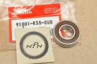 NOS Honda XL250 R XR250 R Cam Shaft Radial Ball Bearing 91001-KS5-000