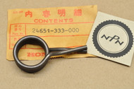 NOS Honda CB350 CB360 CB400 CJ360 CL360 CX500 CX650 GL500 GL650 Gear Shift Return Spring 24651-333-000