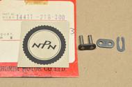 NOS Honda CA160 CA175 CA95 CB160 CL160 Cam Chain Master Link 14411-216-000