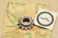 NOS Honda CB160 Starter Motor Sprocket 31202-216-004