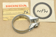 NOS Honda QA50 K0-K3 Air Filter Cleaner Connecting Tube Band 17255-114-000