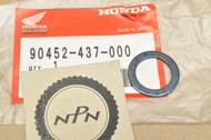 NOS Honda ATC200 CM200 CR60 CR80 NX125 TLR200 XL125 XR185 XR200 Thrust Washer 90452-437-000