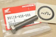 NOS Honda CB750 F CB900 CBX VF1000 VF700 Chain Tension Adjusting Screw Bolt 90119-438-000