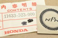 NOS Honda CB500 K0-K2 CB550 K CB550F GL1000 Gold Wing J-Type Push Clip 11633-323-000