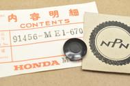 NOS Honda CB700 CB750 CMX450 VF1000 VF1100 VF500 VF700 Socket Bolt Cap 91456-ME1-670