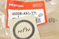 NOS Honda XL350 XL600 XR250 XR350 XR500 Push Rod Pin 45526-KK1-771