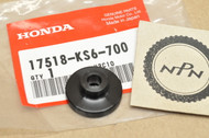 NOS Honda CR125 R CR250 R CR500 R Gas Tank Screw Seat Collar 17518-KS6-700