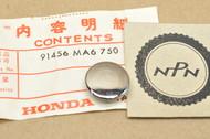 NOS Honda 1988-89 VT600 Shadow Socket Bolt Cap 91456-MA6-750