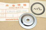 NOS Honda XL100 S XL125 S XL185 S XR185 XR200 Fuel Gas Tank Rear Washer 17515-437-000