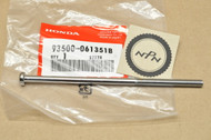 NOS Honda ATC70 CT70 SL70 XL70 Air Filter Can Box Screw 93500-06135-1B