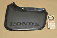 NOS Honda 1977-84 FL250 Odyssey Front Left Mud Splash Guard 61802-950-000