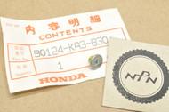NOS Honda CR125 R CR250 R CR500 R VFR700 F2 VFR700F VFR750 F Interceptor Swing Arm Flat Screw 90124-KA3-830