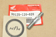 NOS Honda Mini Trail 50 Z50A Z50 R Rear Wheel Stud Bolt 90125-120-020