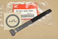 NOS Honda ATC250 CB450 CBX CT70 CX500 GL1000 MT125 TRX250 VT500 XL250 XR500 Z50 Cable Band B1 32161-404-000
