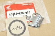 NOS Honda XL250 R XR200 R XR250 R XR600 R Front Brake Cable Holder Clamp B 45462-KG0-000
