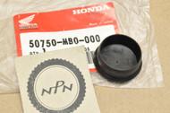 NOS Honda GL1500 Gold Wing VF1100 Magna VF700 VF750 V45 Sabre Main Kick Stand Pipe Cap 50750-MB0-000