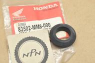 NOS Honda 1987-2007 VT1100 Side Cover Lock Rubber Grommet 83502-MM8-000