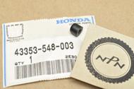 NOS Honda ATC250 R CB750 F CB900 CBX CX500 GL1000 GL1100 MB5 Caliper Bleeder Screw Cap 43353-548-003