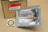 NOS Honda 1985 ATC250 R ATC250SX Head Light Housing 33120-HA2-003
