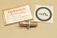 NOS Honda ATC110 ATC125 CT110 CT90 ST90 TRX125 Clutch Adjusting Screw 22846-053-020