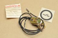 NOS Honda CB400 CB450 CM400 CM450 CX500 Right Turn Signal Socket 33405-413-671