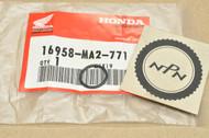 NOS Honda CB1000 CB700 CB750 CB900 CBX GB500 O-Ring 16958-MA2-771
