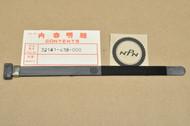 NOS Honda CB750 CBX GL1100 GL1200 TRX250 VF1000 VF1100 Wire Band 32161-438-000