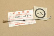 "NOS Honda 1979-81 NA50 1977-83 NC50 Express Wheel Spoke ""A"" & Nipple 42607-147-325"