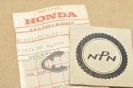 NOS Honda ATC110 ATC125 ATC90 CT110 CT90 Circlip 90601-053-010