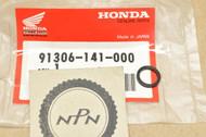 NOS Honda ATC70 CL70 CT110 CT70 S65 SL70 TRX70 XL100 XL75 XL80 XR100 XR75 XR80 Rubber Gasket 91306-141-000