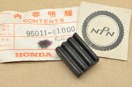 NOS Honda C70 CB1000 CB450 CB750 CB900 CBR600 CL360 GL1500 TRX350 VT700 Stand Stopper Rubber A 95011-61000