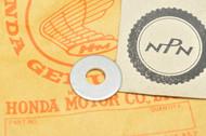 NOS Honda ATC250 ATC70 CB175 CB350 CB360 CB400 CM200 MR250 MT250 XL250 XL500 XR250 Washer 90524-030-000