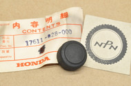 NOS Honda ATC70 CB650 CL90 S90 TRX125 VF1000 VF500 VF700 VF750 Z50 Gas Tank Front Mount Rubber 17611-028-000