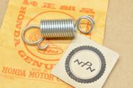 NOS Honda TL125 K0-K2 1976 TL125 S Trials Step Stopper Spring 50660-355-000