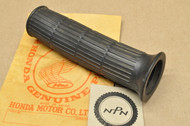 NOS Honda CA160 CB100 CB125 CL100 CL125 CL70 CL90 CT90 S65 SS125 Right Handlebar Grip 53165-028-000