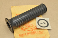 NOS Honda CA160 CA175 CB100 CB125 CT90 S65 SS125 Left Handlebar Grip 53166-028-000