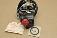 NOS Honda XL175 K2 Engine Run Stop Off Kill Light Switch Assembly 35150-362-772