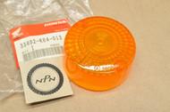 NOS Honda CB450 SC Nighthawk CM250 C Turn Signal Lens 33402-KB4-013