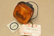 NOS Honda 1982-83 C70 Passport 1982 MB5 1982-83 NU50 Urban Express Left Turn Signal 33450-166-671