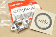 NOS Honda ATC110 ATC125 ATC200 ATC250 TRX125 TRX250 XR200 XR70 XR80 Lever Perch Bracket Holder 53173-958-000
